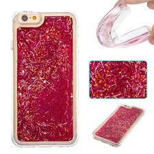 NEW Bling Dynamic Liquid Glitter Quicksand Soft TPU Back Cover Case For phone