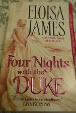 Desperate Duchesses: Four Nights with the Duke 8 by Eloisa James (2015, Paperbac