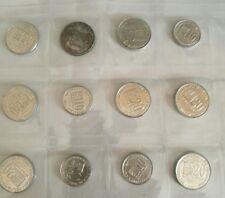 Lot Of 12 X Venezuela  Bolivares 10 & 20 cents 2002.    ( Lot 13 )
