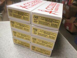 Set 8 Soo Line Accurail Limited Ed 7 post fond du lac box car 2nd ser HO kits