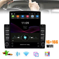 9.7'' 1 DIN Android 9.1 Car Stereo Radio GPS MP5 Multimedia Player Wifi Hotspot