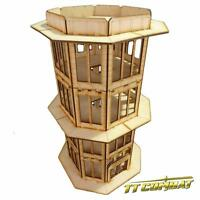 TTCombat - City Scenics - DCS046 - Serenity Heights, great for Batman