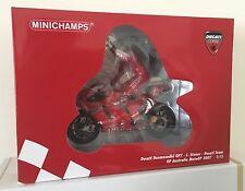 MINICHAMPS Ducati Desmosedici GP7 C Stoner GP Australia MotoGP 2007 - 122 070097