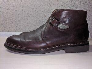 HESCHUNG Monk Strap  Boots 10