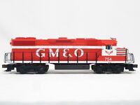 MTH 20-2158-1 G.M.&O. GP38-2 Diesel w/Protosounds NIB