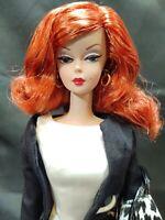 2000 Silkstone Redhead Barbie Dusk To Dawn Doll Shirt Jacket Skirt Bracelet VTG!