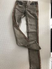 """JEANS FEMME """"PULL&BEAR""""  BLEU STONE TAILLE 36"""