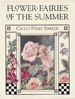 Flower Fairies of the Summer by Barker, Cicely Mary Hardback Book The Fast Free