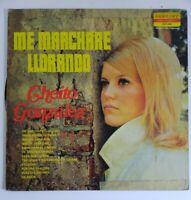 Cheito Gonzalez Me Marchare Llorando GUARANY GPP-240 LP VG+ #3005