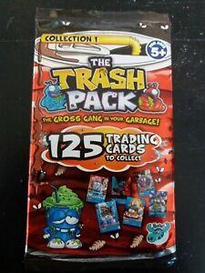 The Trash Pack Trading Card Pack