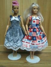 Curvy Barbie doll clothes SALE - Free US shipping