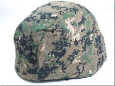 MICH Helmet Cover US ARMY Special Forces WOODLAND DIGITAL Copy for Airsoft