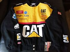 CAT Trackside Racing Jacket Size XXL NASCAR #22 Ward Burton