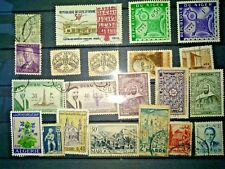 Good Interesting Stamps WORLD France Algerie Maroc Dubai, Niger to check Lot