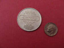 Dominick's Finer Foods Grocery Store (now defunct) Save 25 cents token coin
