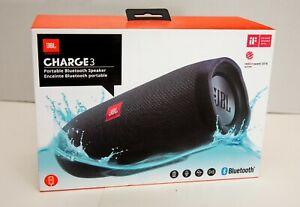 JBL Charge 3 Waterproof Portable Bluetooth Speaker - BONUS - SPEAKER CASE