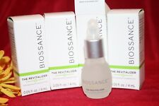 BIOSSANCE REVITALIZER NEOSSANCE SQUALANE DROPS 4 SAMPLES 4ML = 16 ML AUTHENTIC