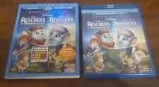 The Rescuers: The Rescuers / The Rescuers Down Under 35th Anniversary, DISNEY