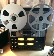 More details for teac a3340 open reel to reel 4 track quadrophonic tape recorder - gwo