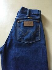 New Wrangler Men's Jeans Blue Size 27 US Made In USA