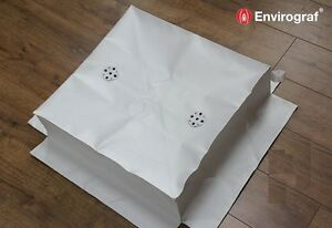 Intumescent Downlighter Covers Downlight Fire Hood Envirograf Prevention Product