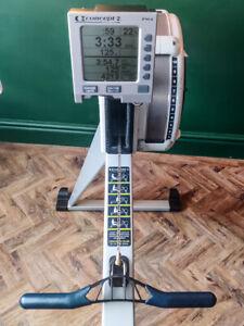 Concept 2 Model E Rower, Rowing Machine, Cardio Fitness Equipment