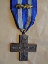croce al Valore militare con gladio modello del 1941