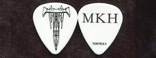 TRIVIUM 2013 Vengeance Tour Guitar Pick!!! MATT HEAFY custom concert stage #2