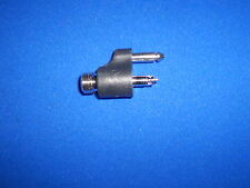 NEW Evinrude Johnson Fuel Tank connector Screw on low profile