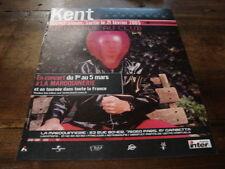 KENT - PUBLICITE BIENVENUE AU CLUB !!!!!!!!!!!!!
