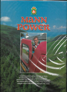 Isle of Man 2000 Mann Power - Year Book -Views & Stamps
