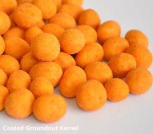 Coated Peanuts Hot -Crispy Peanuts - 1KG Pack Peanut Snack -Kiri Kiri Peanuts re