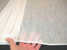 zart mehrfarbig metallic gestreifter Stores Gardine Meterware fertig genäht