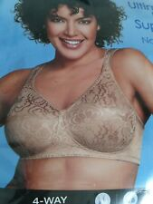 Playtex 18 Hour Bra Wirefree Ultimate Lift True Support 4745 armature red 38C NI