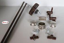 Möbelschloß Push Lock Schloß  silber  Möbelgriff  für Waschraum Toilette  15mm