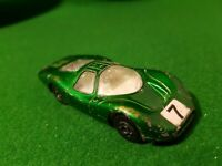 LESNEY MATCHBOX Series No.45 FORD GROUP 6 Metallic Green Made in England 1969 (A
