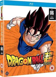 Dragon Ball Super: Part 6 [Blu-Ray] [Region B/2] NEW