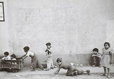 Werner Bischof Photo Print 30x21 Street Children Kinder Mexico City 1954 Mexiko