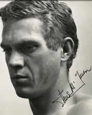STEVE MCQUEEN #1 - 10X8 PRE PRINTED LAB QUALITY PHOTO PRINT - FREE DELIVERY