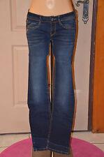 DESIGUAL -Très joli  jeans bleu brut - Taille W26 - F36 - EXCELLENT ÉTAT