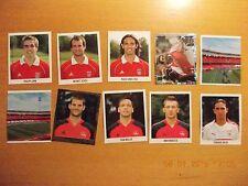 10 Panini-Sammelbilder Fußball-Bundesliga 2005/06