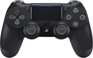 Controller Sony PlayStation 4 DualShock 4 Wireless Steuerung schwarz OVP fehlt