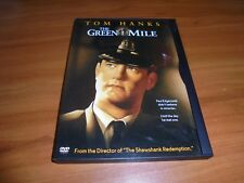 The Green Mile (Dvd, Widescreen 2000) Tom Hanks