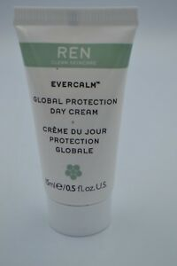 Sealed Ren Evercalm Global Protection Day Cream travel size 15ml