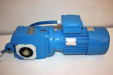 Stober B21R 80 G4 1HP Motor, K102AGD0200D80L4 Gearbox Gear box (83rpm, 81Nm)