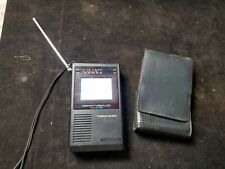 Vintage Realistic Pocket Vision 23 Portable LCD Color Television w/ Case