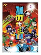 Teen Titans Go! Vs. Teen Titans (DVD), New