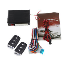 Car Alarm Auto Remote Control Central Locking Door Kit Keyless Entry System Tool