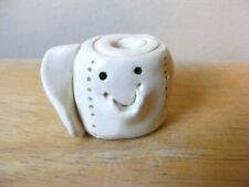 Little Guys Tiny Toilet Paper Miniature Animal Figurine Cindy Pacileo Pottery