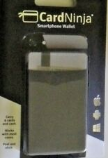 CELLPHONE STICK ON WALLET FOR CREDIT CARDS / CASH ON SMARTPHONE C MY OTHER ITEMS